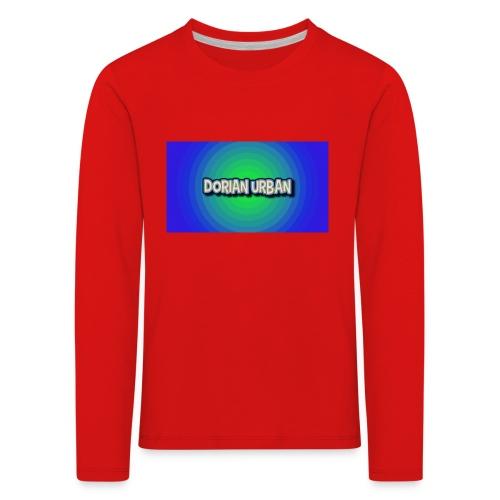 Dorian Urban Shop!! - Kinder Premium Langarmshirt