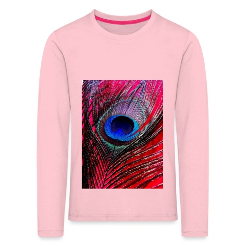 Beautiful & Colorful - Kids' Premium Longsleeve Shirt