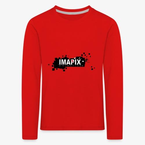 IMAPIX ANIMATION Rectro02 - T-shirt manches longues Premium Enfant