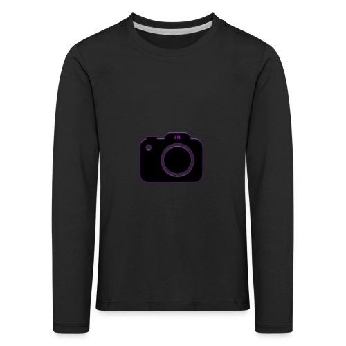FM camera - Kids' Premium Longsleeve Shirt