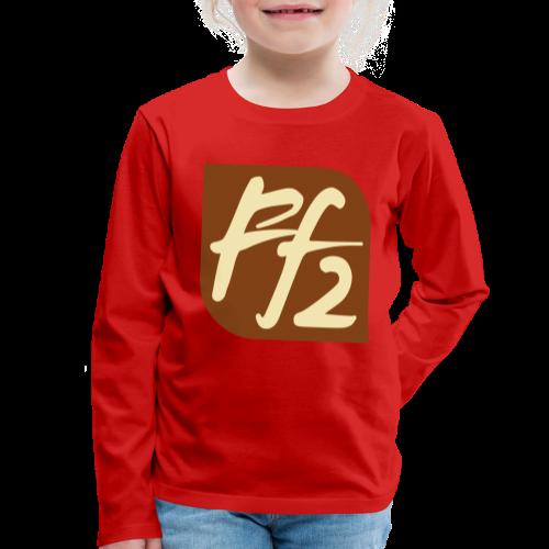 FF2 - Lasten premium pitkähihainen t-paita