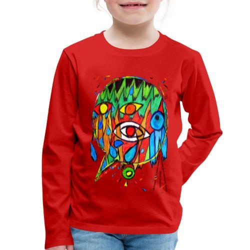 Vertrauen - Kinder Premium Langarmshirt