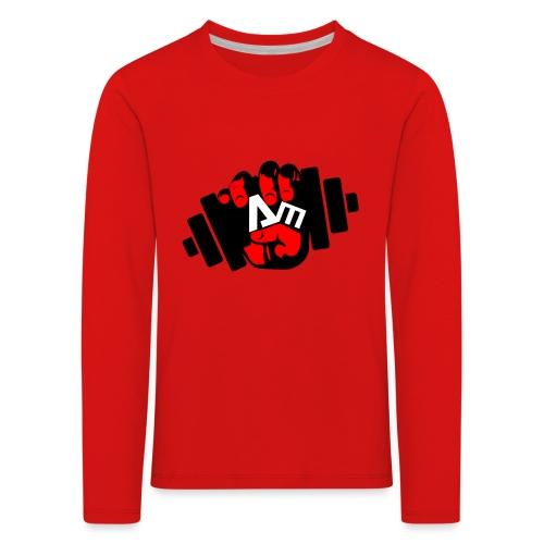 ANTONIO MESSINA ANTOFIT93 - Maglietta Premium a manica lunga per bambini