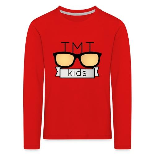 TMT Too Much Talent 09/17 - Kids' Premium Longsleeve Shirt