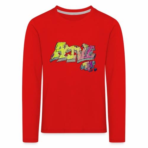 ALIVE TM Collab - Kids' Premium Longsleeve Shirt