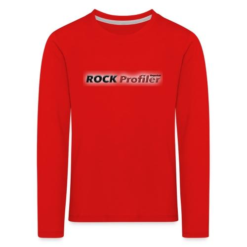 ROCK Profiler Magasinet Logo - Långärmad premium-T-shirt barn