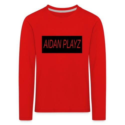AIDAN - Kids' Premium Longsleeve Shirt