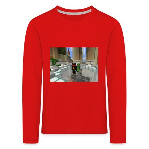 für meine schwester gemacht - Kids' Premium Longsleeve Shirt
