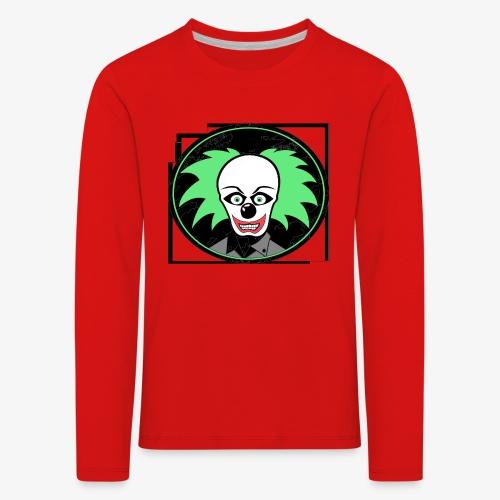 payaso 3001 - Lasten premium pitkähihainen t-paita