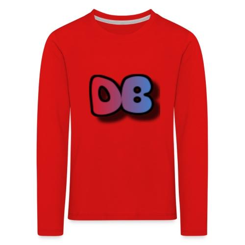 Double Games DB - Kinderen Premium shirt met lange mouwen