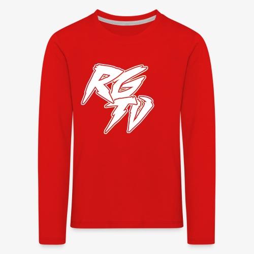 RGTV 1 - Kids' Premium Longsleeve Shirt