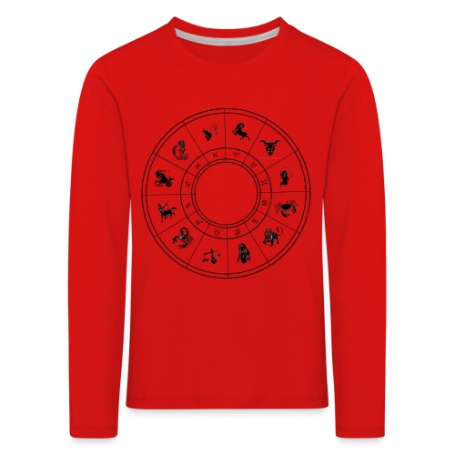 zodiac - Kids' Premium Longsleeve Shirt