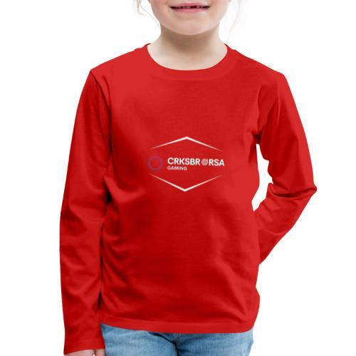 crksbrorsa - Långärmad premium-T-shirt barn
