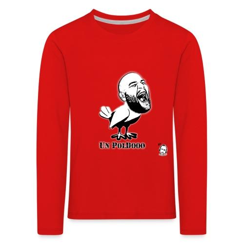 Motivo Poldo - Maglietta Premium a manica lunga per bambini