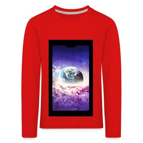 Univers - T-shirt manches longues Premium Enfant