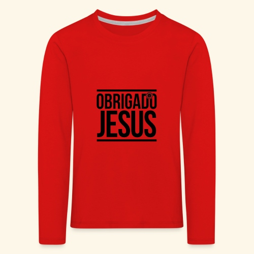 Multi-Lingual Christian Gifts - Kids' Premium Longsleeve Shirt