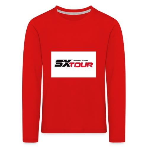 sx tour - T-shirt manches longues Premium Enfant