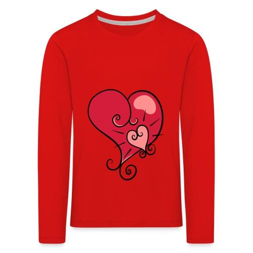 The world's most important. - Kids' Premium Longsleeve Shirt