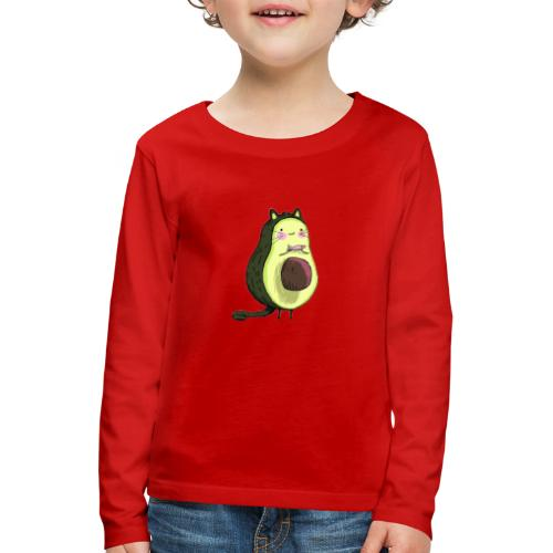Catocado - Kids' Premium Longsleeve Shirt