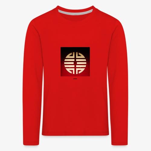 SIGN #01 - Kinder Premium Langarmshirt