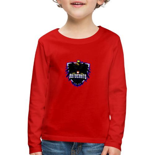 AUTocrats blue - Kinder Premium Langarmshirt