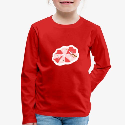 skootix japan - T-shirt manches longues Premium Enfant