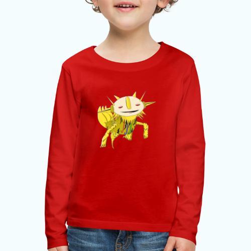 SPIKIE 80s Comic - Kids' Premium Longsleeve Shirt