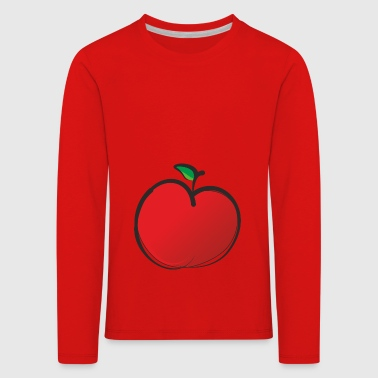 Apple - Kids' Premium Longsleeve Shirt