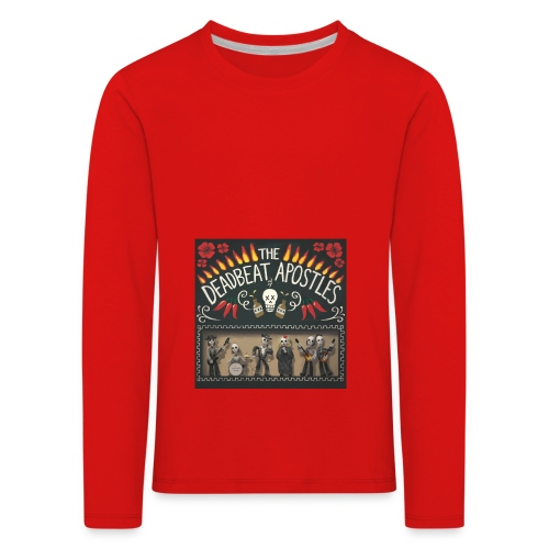 The Deadbeat Apostles - Kids' Premium Longsleeve Shirt