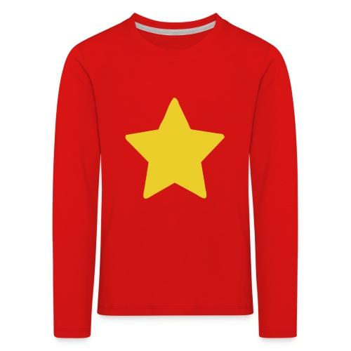 Steven Universe's T-Shirt - Camiseta de manga larga premium niño