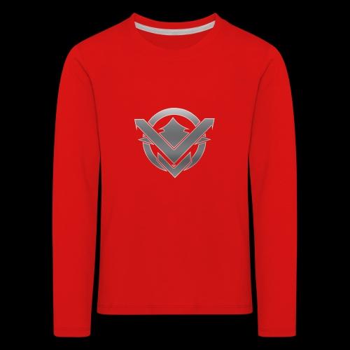 SVN Arts logo - Kinderen Premium shirt met lange mouwen