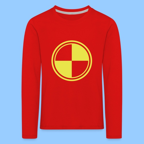 CoG (1colour) - Kids' Premium Longsleeve Shirt