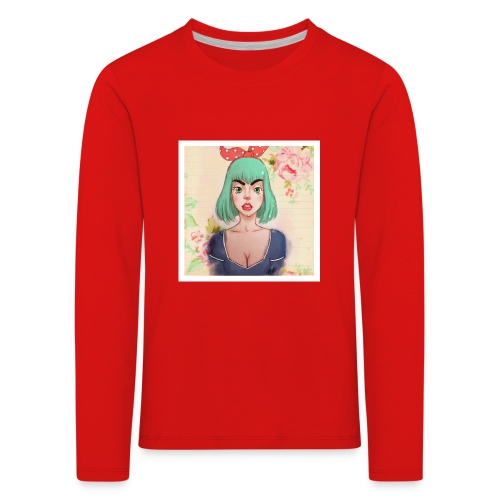 elena of spain - Kids' Premium Longsleeve Shirt