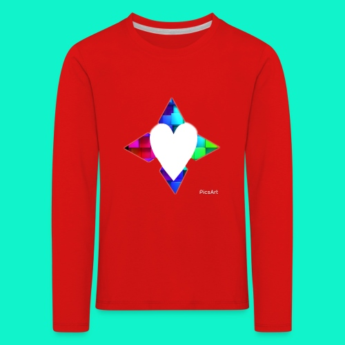 4lof - Kinderen Premium shirt met lange mouwen