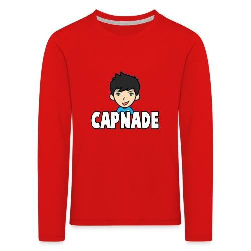 Basic Capnade's Products - Kids' Premium Longsleeve Shirt