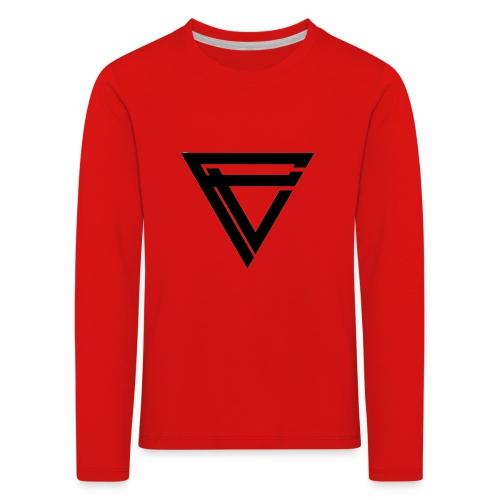 Saint Clothing T-shirt | MALE - Premium langermet T-skjorte for barn