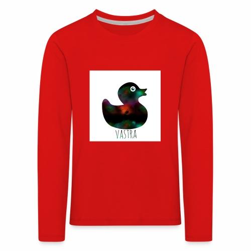 canard - T-shirt manches longues Premium Enfant