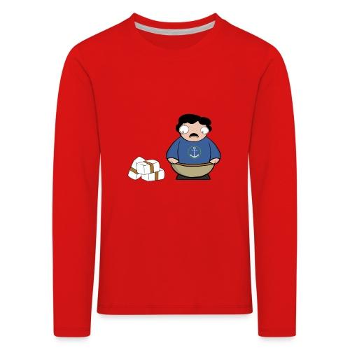 Pablito. - Camiseta de manga larga premium niño