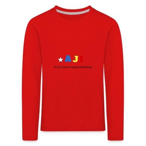 merchindising AJI - Camiseta de manga larga premium niño