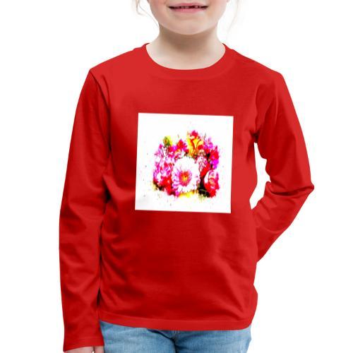 Shoppiful - Maglietta Premium a manica lunga per bambini