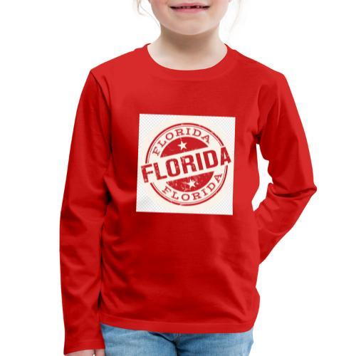 MDVERTON - Camiseta de manga larga premium niño