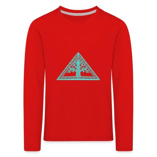 Lebensbaum - Kinder Premium Langarmshirt