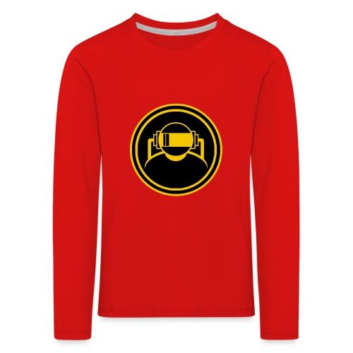 Mens Slim Fit T Shirt. - Kids' Premium Longsleeve Shirt