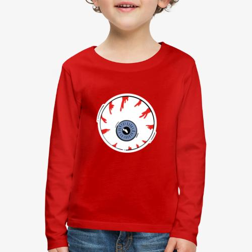 I keep an eye on you / Auge - Kinder Premium Langarmshirt
