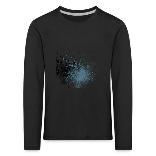 färger - Långärmad premium-T-shirt barn