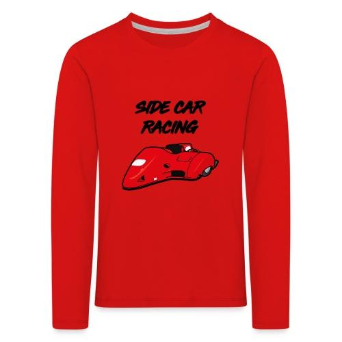 SIDE BASSET F2 - T-shirt manches longues Premium Enfant