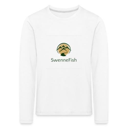 Logo 25 - Kinderen Premium shirt met lange mouwen