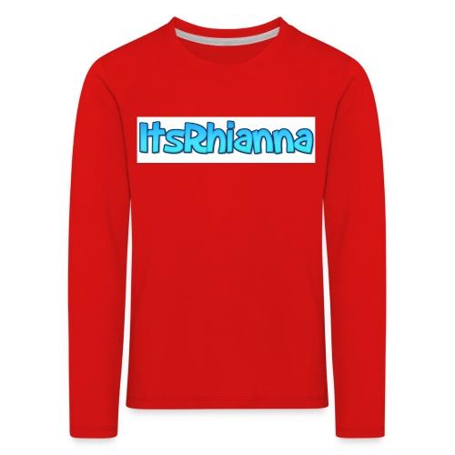 Merch - Kids' Premium Longsleeve Shirt