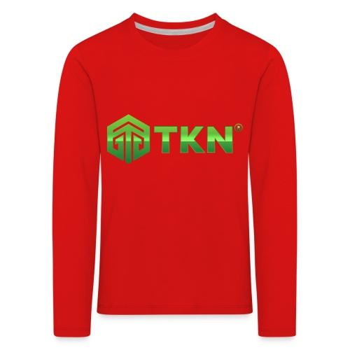 TKN Merchandise - Kids' Premium Longsleeve Shirt