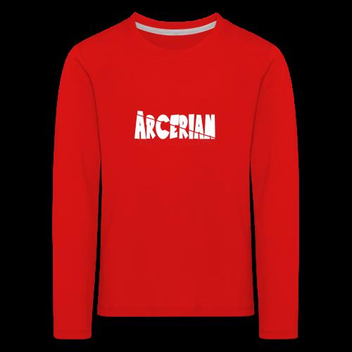 ArcerianRBLX - Kids' Premium Longsleeve Shirt